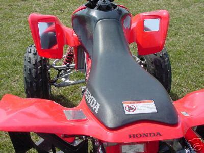 Honda 400ex  CNC foot peg extensions HEPatv new