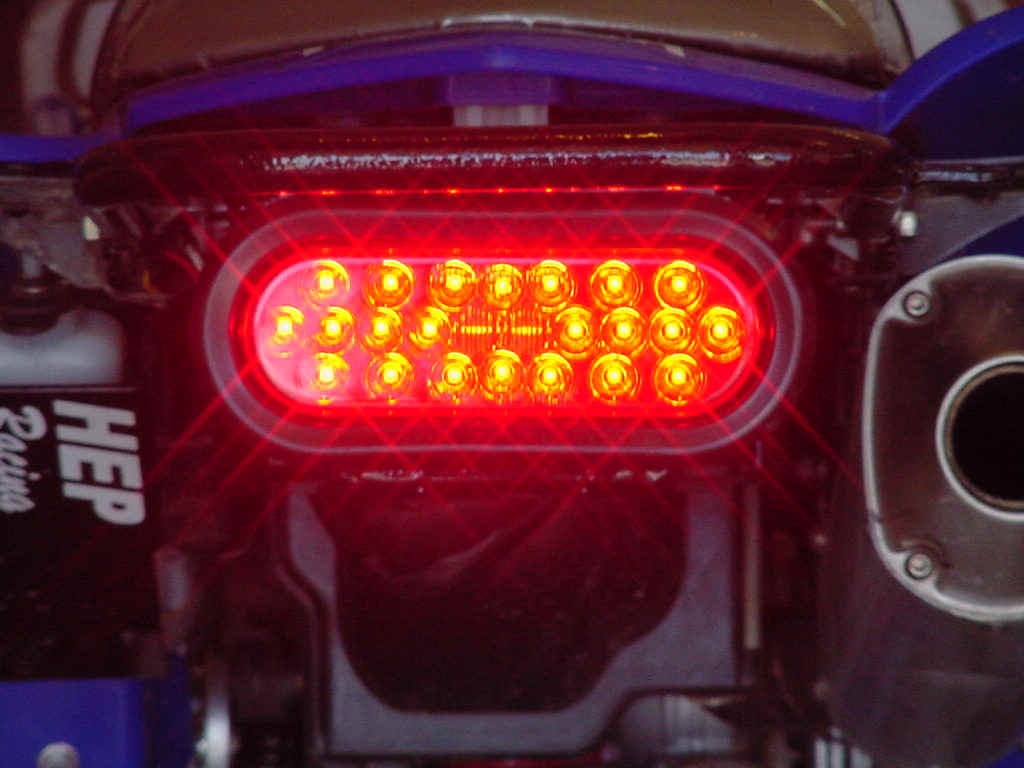 l e d tail light now available for 04 05 39 s yamaha. Black Bedroom Furniture Sets. Home Design Ideas